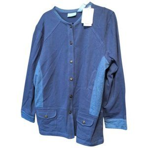 Catherines Blue And Me Jacket